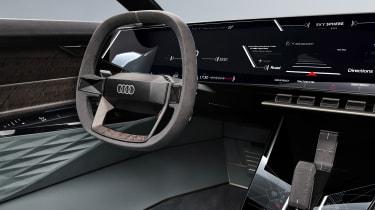 Audi skysphere concept -