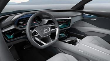 Audi Virtual Dashboard - interior