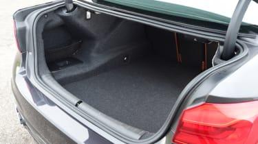 Alpina D5 S boot space
