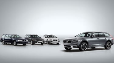 Volvo V90 Cross Country - official group