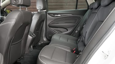 Vauxhall Insignia Country Tourer - back seats