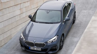 BMW 2 Series Gran Coupe - front above