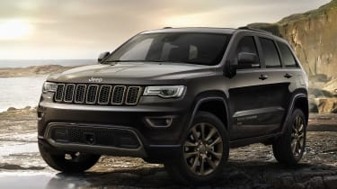 Jeep Grand Cherokee 75th Anniversary