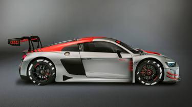 Audi R8 LMS GT3 - side static