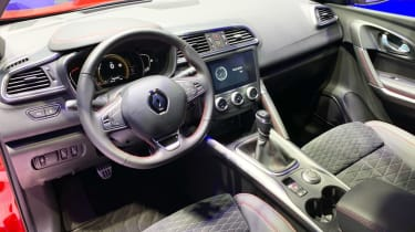 Renault Kadjar - Paris dash