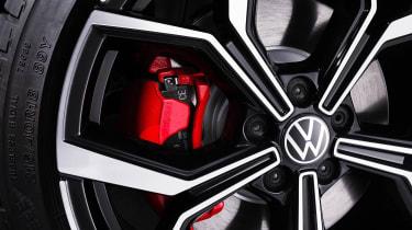Volkswagen Polo GTI - wheel detail