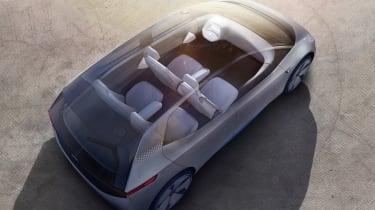 Volkswagen ID Concept - overhead interior