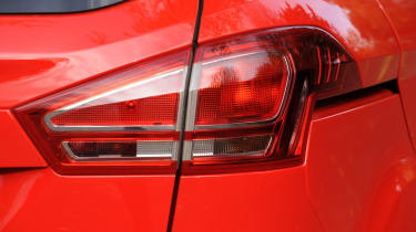 Ford B-MAX light detail