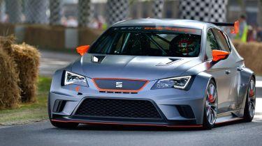 SEAT Leon Cupra Cup racer