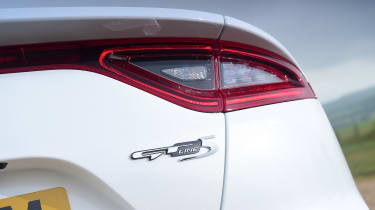 Kia Stinger - taillight