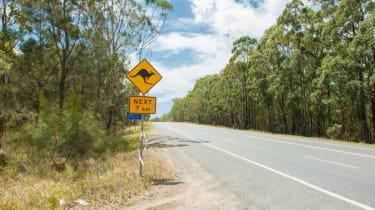 Record breaking roads - Highway 1, Australia