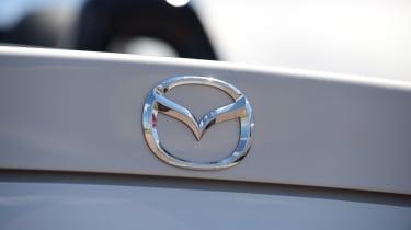 Mazda MX-5 - Mazda badge