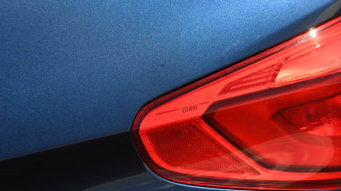 BMW 5 Series - rear light