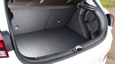 Hyundai i20 Coupe - boot