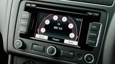 Volkswagen Polo 1.4 sat-nav