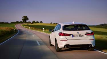 BMW 1 Series 2019 rear