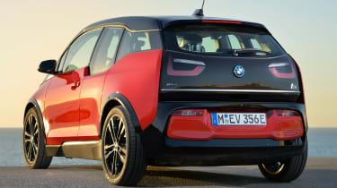 BMW i3s - rear static