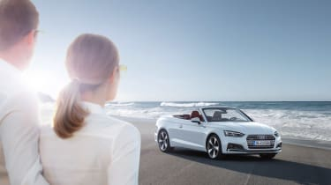 New Audi A5 Cabriolet 2017