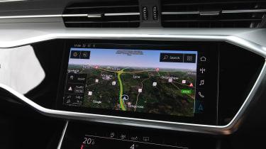 Audi A6 - Navigation