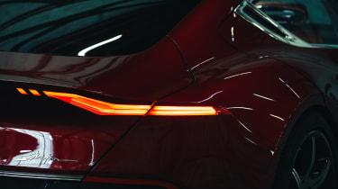 Fisker EMotion - rear close-up