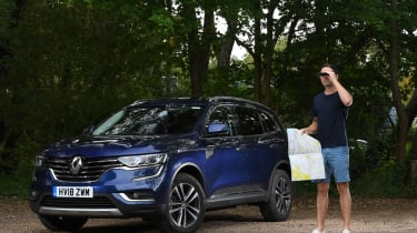 Renault Koleos - First Report