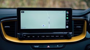 Kia XCeed 1.4 petrol - sat-nav