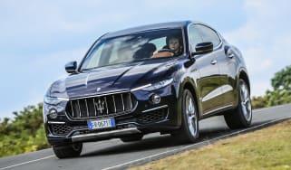 Maserati Levante - front