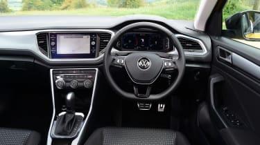 Volkswagen T-Roc Active - dash
