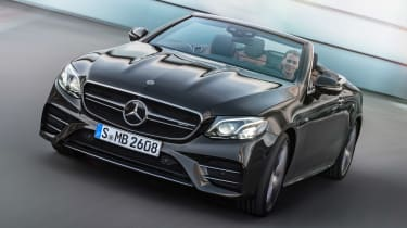 Mercedes-AMG E 53 Cabriolet - front
