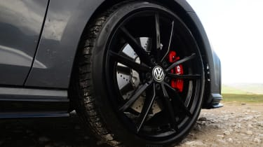 Volkswagen Golf GTI TCR - wheel