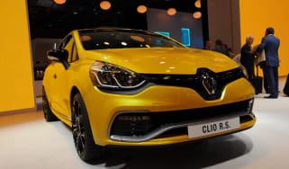RenaultSport Clio 200 front
