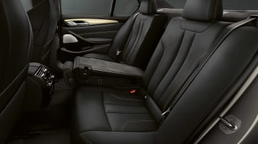 BMW M5 Edition 35 Years - rear seats