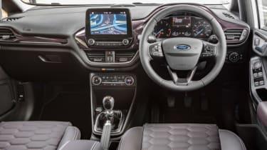 Ford Fiesta Vignale - interior
