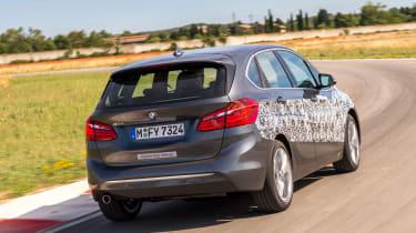 BMW 2 Series Active Tourer eDrive - rear action