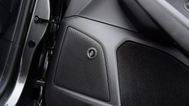 Long term review: Ford Focus Titanium X - speaker