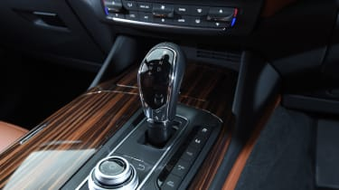 Maserati Levante - centre console