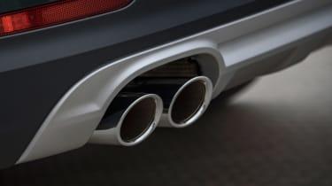 Audi A4 Allroad exhaust