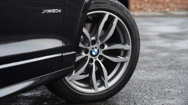 BMW X4 - wheel detail