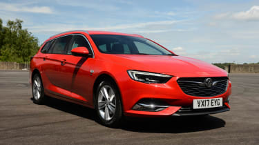 Vauxhall Insignia Sports Tourer - front static