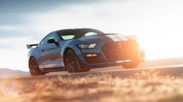 Ford Mustang Shelby GT500 - front static