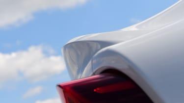 Toyota Supra - boot lip