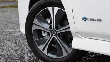 Nissan Leaf e+ - wheel