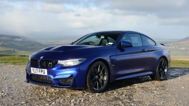 BMW M4 CS - front static