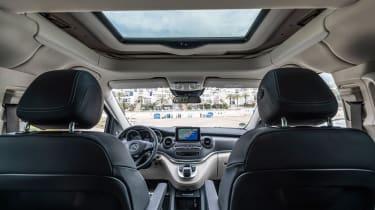 Mercedes V-Class Marco Polo - cabin