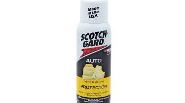 Scotchgard Auto Fabric and Carpet Protector