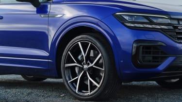 Volkswagen Touareg R - wheel