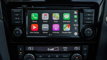Nissan Qashqai 1.3 DiG-T - Apple CarPlay