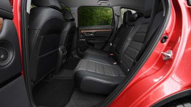Honda CR-V - rear seats