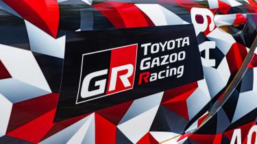 Toyota Supra prototype - Gazoo Racing