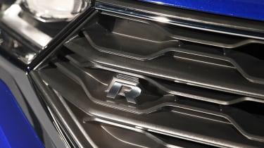 Volkswagen T-Roc R - grille